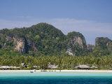 Loh Bakao Beach, Phi Phi Don Island, Thailand, Southeast Asia, Asia