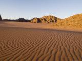 Desert, Wadi Rum, Jordan, Middle East