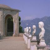 Villa Cimbrone, Ravello, Costiera Amalfitana (Amalfi Coast), Campania, Italy