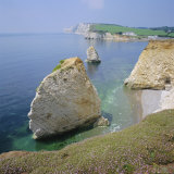 Freshwaster Bay, Isle of Wight, England, UK