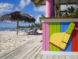 Bar Detail, Princess Cays, Eleuthera Island, West Indies, Caribbean