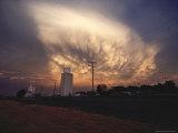 Cloudy Sky, Kansas