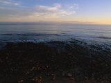 Channel Islands from the Santa Barbara Coastline, California
