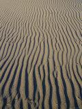 Jalama Beach Sand Pattern, California