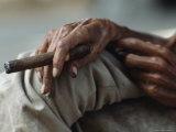 Old Man in Old Havana