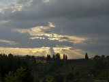 Views of Tuscany Landscape near Florence, Italy
