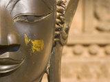 Detail of Buddha Statue, Wat Sa Si, Vientiane, Laos