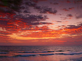 Sunrise Over the Atlantic Ocean, West Palm Beach, Florida