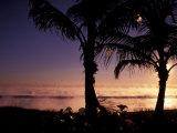 Boynton Beach Winter Ocean, Florida