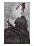 Portrait of Madame Mayden