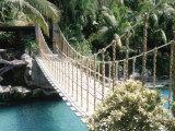 Rope Bridge, Acapulco, Mexico