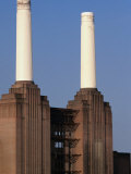 The Battersea Power Plant - London, England