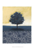 Blue Lemon Tree I