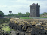 Grace O'Malley Castle, County Mayo, Ireland