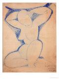 Caryatid, 1913-14