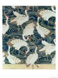 Wallpaper Design, by the Silver Studio, c.1890