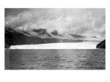 Taku Glacier near Juneau, Alaska Photograph - Juneau, AK