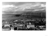 San Francisco, CA City View Photograph - San Francisco, CA