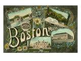 Greetings from Boston, Mass.