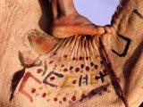 Decorated Touareg Camel