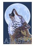 Alaska, Howling Wolf