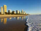 Early Morning Light on Surfers Paradise, Gold Coast, Queensland, Australia