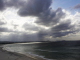 Strom Clouds over Gold Coast, Queensland, Australia