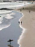 Beach, Coolangatta, Gold Coast, Queensland, Australia
