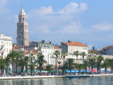 Coastal View of Embankment, Split, Croatia