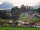 View from Arenal Vista Lodge, Alajuela, Costa Rica