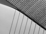 Close-Up on Industrial Steel Surface