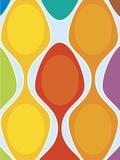 Colorful Retro Pattern