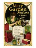 Mary Garden, Magazine Advertisement, USA, 1920