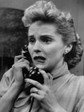 Actress Susan Douglas as Kathy Roberts in TV Soap Opera, The Guiding Light