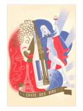 Carte des Vins, Poster Style