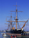 Hms Warrior, Portsmouth, Hampshire, England, United Kingdom, Europe