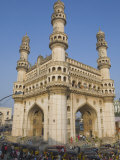 Charminar, Hyderabad, Andhra Pradesh State, India