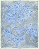 Silver Leaf Floral II