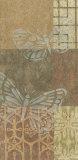 Trellis Butterfly Panel I