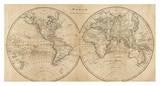 The World, c.1825