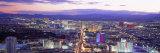 Dusk Las Vegas Nv, USA