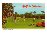 Golf in Florida