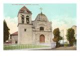 San Carlos Mission, Monterey, California