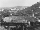 Olympics Opening Ceremony in Stadium