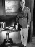 Full-Length Portrait of Gen. George C. Marshall