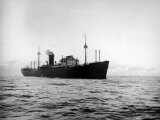 German Raider Ship Tamesis