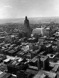 Aerial of Kansas City