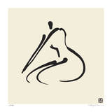 Abstract Female Nude VI
