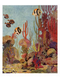 Coral and Fish, 1933
