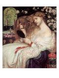 Lady Lilith, 1867